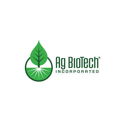 Ag Bio Tech Logo Design Used in Corporate Identity Package