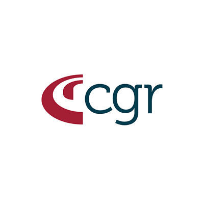 Logo Design for CGR for use in Corporate Identity Package