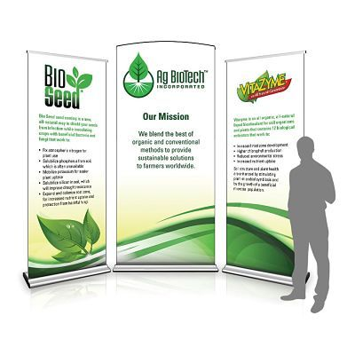 Ag Biotech Tradeshow Display Design