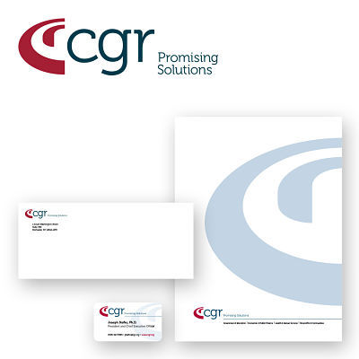 CGR, Rochester, NY Branding and Identity Design