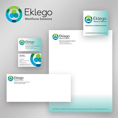 Eklego Logo Design for Corporate Identity Package