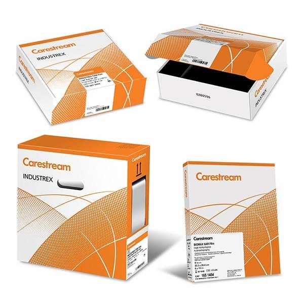 Carestream Health of Rochester, NY Products Line Extensions and Production Art