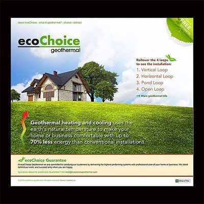 Eco Choice Rochester, NY Website Design Services