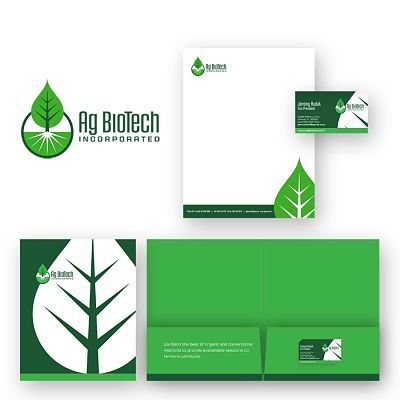 Ag BioTech, Livonia, NY Corporate Identity Design Services