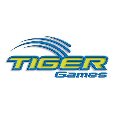Hasbro Tiger Games Logo Design